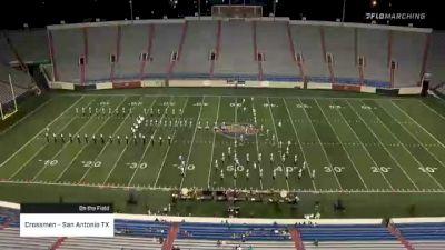 Crossmen - San Antonio TX at 2021 DCI Celebration - Little Rock
