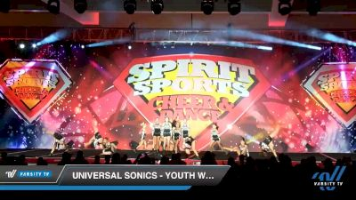 Universal Sonics - Youth Wild Crew [2020 L3 Youth D2 Day 2] 2020 Spirit Sports: Duel In The Desert