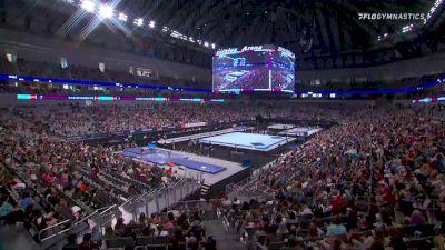 Jordan Chiles - Vault, World Champions - 2021 US Championships Senior Competition International Broadcast