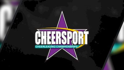 Full Replay: CHEERSPORT: Charlotte Grand Champs - Apr 17