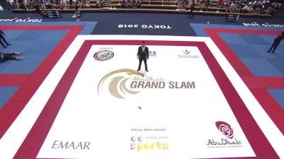 Jessica Andrade da Silva vs Shantelle Thompspn 2018 Abu Dhabi Grand Slam Tokyo