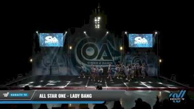 All Star One - Lady Bang [2021 L6 International Open - NT Day 1] 2021 COA: Midwest National Championship