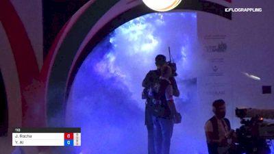 Joao Rocha vs Yahia Al Hammadi Abu Dhabi World Professional Jiu-Jitsu Championship