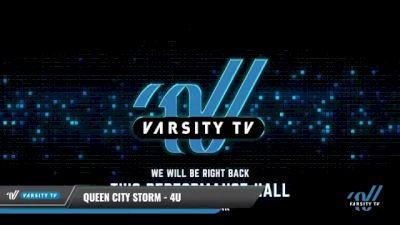 Queen City Storm - 4U [2021 Junior - Hip Hop - Small Day 1] 2021 GLCC: The Showdown Grand Nationals