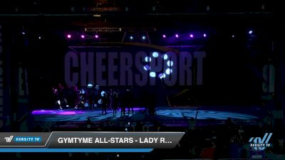 GymTyme All-Stars - Lady Red [2019 Senior Large Restricted 5 Day 2] 2019 CHEERSPORT Nationals