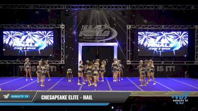 Chesapeake Elite - Hail [2021 L1 Senior Day 2] 2021 The U.S. Finals: Ocean City