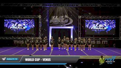 World Cup - Venus [2021 L2 Junior - Small Day 2] 2021 The U.S. Finals: Ocean City