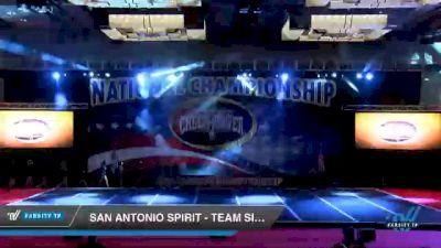 San Antonio Spirit - Team Silver [2021 L5 Junior - D2 Day 3] 2021 ACP Southern National Championship