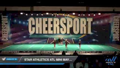 Star Athletics ATL Mini Mayhem [2021 Mini 1.1 Prep] 2021 CHEERSPORT: Atlanta Grand Championship