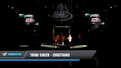 Tribe Cheer - Chieftains [2021 L1 Mini Day 1] 2021 The U.S. Finals: Kansas City