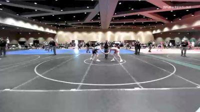 65 kg Consolation - Gabriel Onorato, Pennsylvania RTC vs Marshall Keller, Princeton Wrestling Club