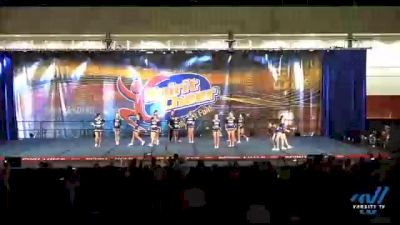One Elite All Stars - One Desire [2020 L3 Senior Coed - D2 Day 1] 2020 All American DI & DII Nationals