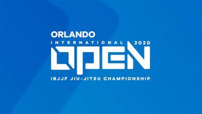 Full Replay - IBJJF Orlando Open - Mat 3 - Dec 17, 2020 at 9:29 AM EST