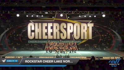 Rockstar Cheer - Lake Norman - Twisted Sister [2020 International Junior 3 Division A Day 1] 2020 CHEERSPORT National Cheerleading Championship