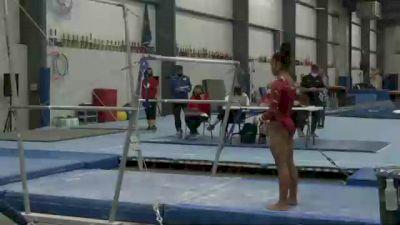 Konnor McClain - Bars, WOGA Gymnastics - 2021 Women's World Championships Selection Event