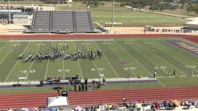 "Shoemaker H.S. ""Killeen TX"" at 2021 USBands Liberty Hill Regional"