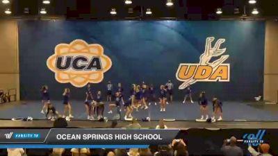 Ocean Springs High School [2020 Large Varsity Day 2] 2020 UCA Magnolia Championship
