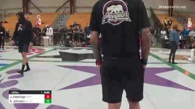 Isiah Wright vs Joseph Chavez 2020 Colorado State Championships