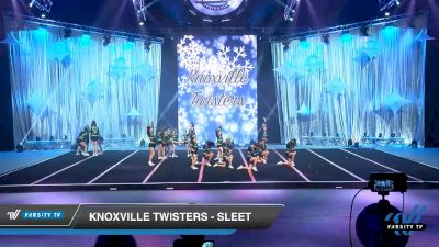 Knoxville Twisters - Sleet [2019 Junior - D2 - Medium 2 Day 2] 2019 WSF All Star Cheer and Dance Championship
