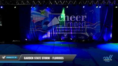 Garden State Storm - Flurries [2021 L1 Perf Rec - 8 and Younger (NON)] 2021 Cheer Ltd Open Championship: Trenton