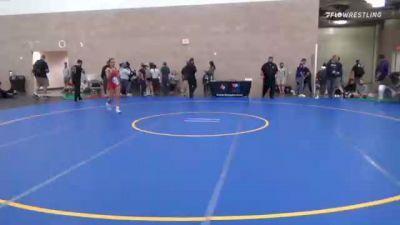 55 kg Consolation - Ally Fitzgerald, Ny vs Josie Bartishofski, Wi
