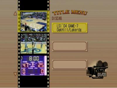 Oak Hill Academy (VA) vs. Lakeridge (OR) | 2004 Les Schwab Invitational