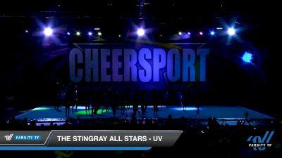 The Stingray All Stars - UV [2020 Senior Medium 4.2 Day 2] 2020 CHEERSPORT National Cheerleading Championship