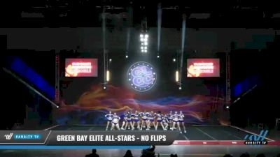 Green Bay Elite All-Stars - No Flips [2021 L6 International Open Coed - NT Day 2] 2021 GLCC: The Showdown Grand Nationals