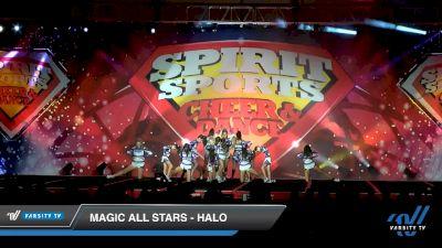 Magic All Stars - Halo [2020 L3 International Junior Day 2] 2020 Spirit Sports: Duel In The Desert