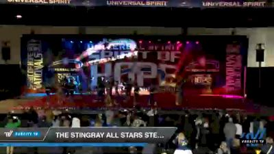 The Stingray Allstars - Marietta - Steel [2021 Senior Large Coed 6 Day 2] 2021 Universal Spirit: Spirit of Hope National Championship