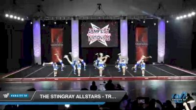 The Stingray Allstars - Tropic [2021 L3 Junior - Small - B Day 2] 2021 JAMfest Cheer Super Nationals