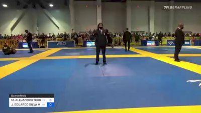 JEFF MACATANGAY vs PAULO CEZAR ALVES PINHEIRO 2021 American National IBJJF Jiu-Jitsu Championship