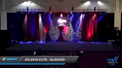 Atlanta Elite - Blizzard [2021 L2 Junior - D2 - Medium Day 2] 2021 The American Royale DI & DII