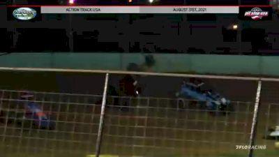 Mike Bednar SpeedSTR Flip at Action Track USA