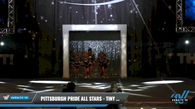 Pittsburgh Pride All Stars - Tiny Paws [2021 L1.1 Tiny - PREP Day 1] 2021 The U.S. Finals: Louisville