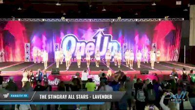 The Stingray Allstars - Marietta - Lavender [2021 L6 International Open Day 1] 2021 One Up National Championship
