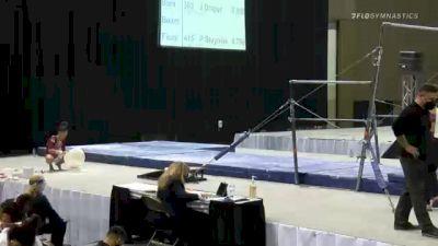 Anastasia Webb - Bars, Oklahoma - 2021 Metroplex Challenge