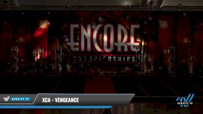 XCA - Vengeance [2021 L4 Junior - D2 - Medium Day 2] 2021 Encore Championships: Pittsburgh Area DI & DII