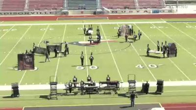 """Rogers High School """"Rogers TX"""" at 2021 USBands Madisonville Showcase"""
