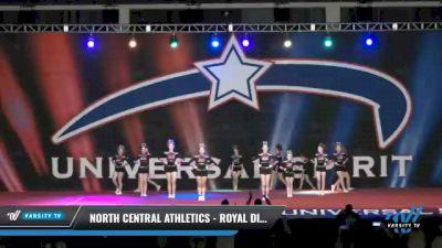 North Central Athletics - Royal Divas [2021 L6 Junior - D2 Day 2] 2021 Universal Spirit-The Grand Championship