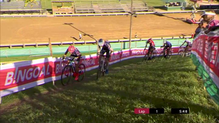 Replay: 2021 UCI Cyclocross World Cup - Iowa City Elite Women
