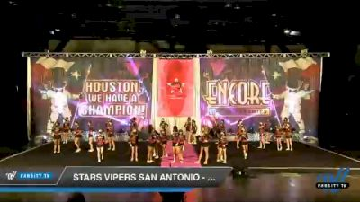Stars Vipers - San Antonio - Boomslang [2020 L4 Junior - Medium Day 2] 2020 Encore Championships: Houston DI & DII
