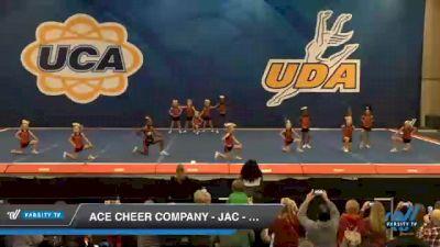 ACE Cheer Company - JAC - Mini Bandits [2020 L2 Mini Day 1] 2020 UCA Magnolia Championship