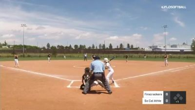 So Cal Athletics vs. Firecrackers H - Aurora Complex B: Field 3