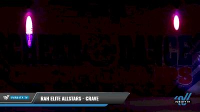 Rah Elite Allstars - Crave [2021 L2 Junior - D2 - Medium Day 1] 2021 The American Celebration DI & DII