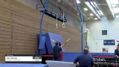Sam Mikulak - Still Rings, U.S.O.P.T.C. Gymnastics - 2021 Men's Olympic Team Prep Camp