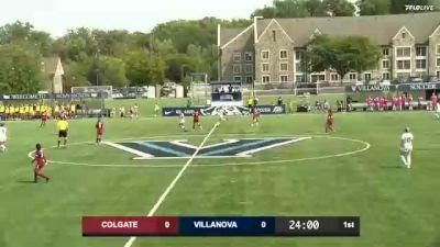 Replay: Colgate vs Villanova | Sep 12 @ 1 PM