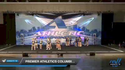 Premier Athletics Columbia - Eclipse [2021 L3 Senior Day 2] 2021 Athletic Championships: Chattanooga DI & DII