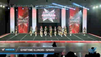 GymTyme Illinois - Spark [2021 L4.2 Senior Day 2] 2021 JAMfest Cheer Super Nationals