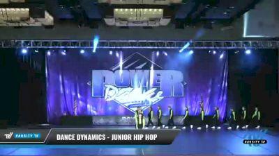 Dance Dynamics - Junior Hip Hop [2021 Junior - Hip Hop Day 2] 2021 ACP Power Dance Nationals & TX State Championship